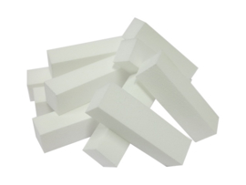 White Blocks - 10 stuks