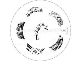 Konad Image Plate - 80