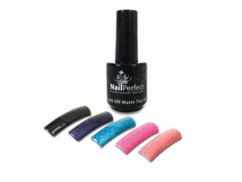 Nail Perfect Matte Topgel 15ml