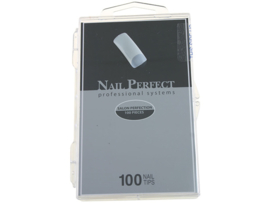 NP Salon Perfection Tips 100 stuks