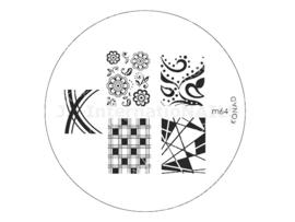 Konad Image Plate - 64