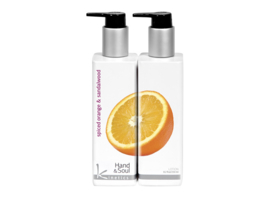 KN Lotion Spiced Orange & Sandalwood 250ml