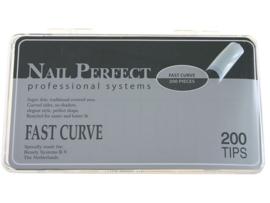 Nail perfect Fast Curve - 200 stuks