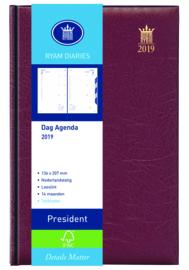 Ryam President Wit NL Mundior Bordeaux (86013033)