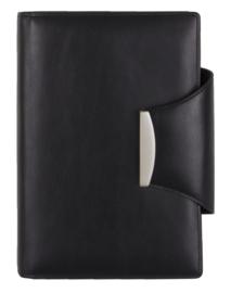 Succes Omslag Standard 20 mm Nappa Zilver Zwart (PT212NZ02)