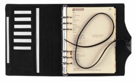 Succes Organizer Junior 20 mm Fred Vintage Zwart Q7C (FJ320VF02Q7C)