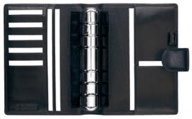 Succes Omslag A5 25 mm Deluxe Zwart (PE214DL02)