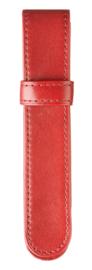 Succes Pennenhoes 1 vak Deluxe Rood (AZ059DL12)