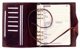 Succes Organizer Mini 15 mm Fred Vintage Cognac Q7C (FM220VF05Q7C)
