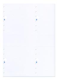Succes Senior 4x 100 Vel Laserprinterpapier, A4 (XS49)