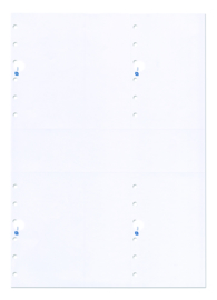 Succes Junior 4x 100 Vel Laserprinterpapier, A4 (XJ49)