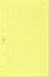 Succes Standard 100 Vel Geruit Notitiepapier, Crème (XT5C)