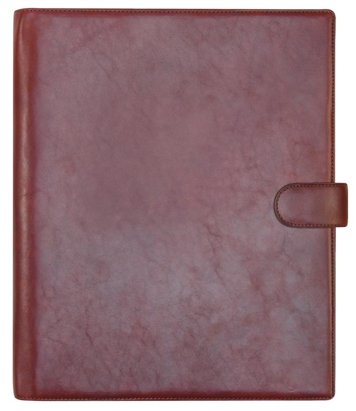 Succes Luxe Schrijfmap A4 Incl Soufle Sandton Cognac (PB150SD05)