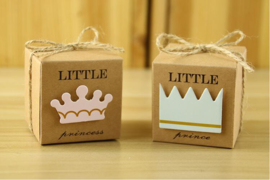 Doosje Little Prince  / Princess
