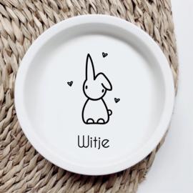 Voederbakje voor je konijn