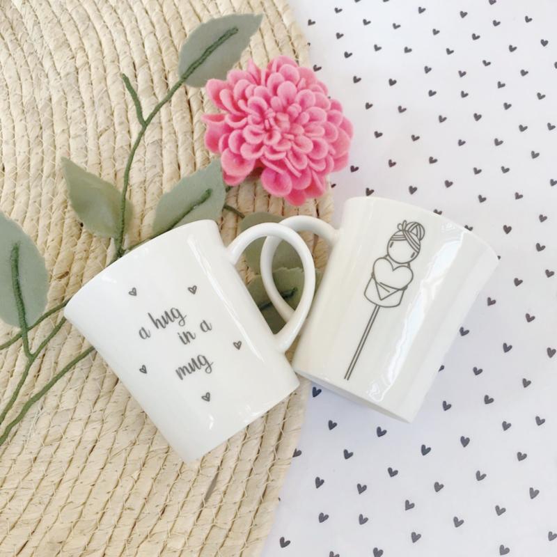 Mok 'A hug in a mug!'