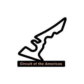 Circuit of the Americas op voet