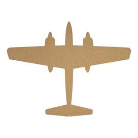 MDF vliegtuig 2