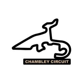 Chambley circuit op voet