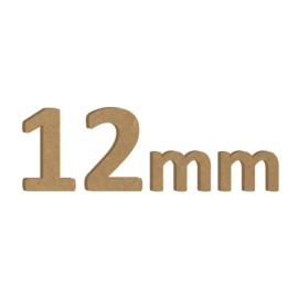 12mm MDF
