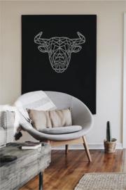 Geometrische buffel