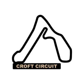 Croft circuit op voet