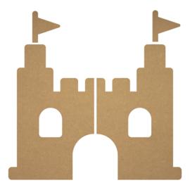 MDF kasteel 2