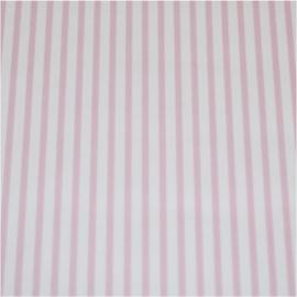 Roze gestreept