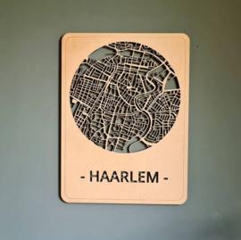 Citymap Haarlem