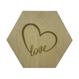 Hexagon Love