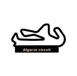 Algarve circuit op voet