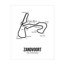 Zandvoort - White Edition