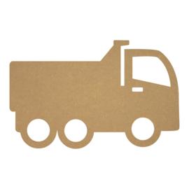 MDF vrachtwagen