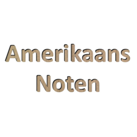 Amerikaans noten
