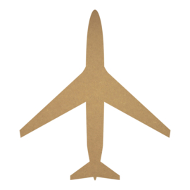 MDF vliegtuig 1