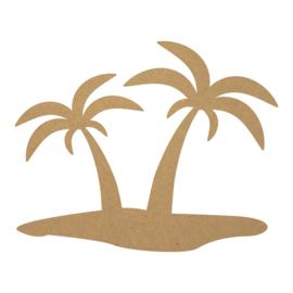 MDF palm eiland