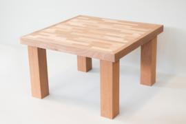 Hardhouten salontafel