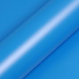 Mat blauw