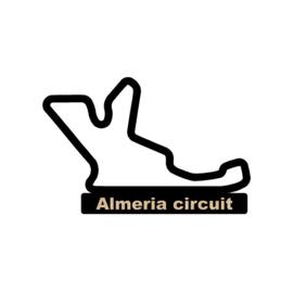 Almeria circuit op voet