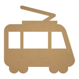 MDF tram