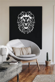 Geometrische leeuw 1