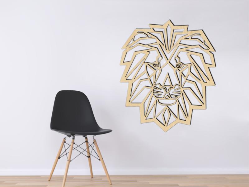 Geometrische leeuw 2