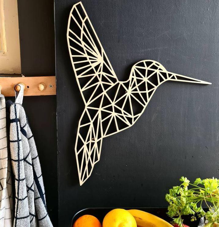 Geometrische kolibrie