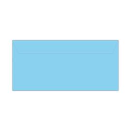 Envelop babyblauw | 11 x 22 cm