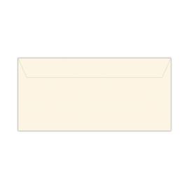 Envelop roomwit | 11 x 22 cm