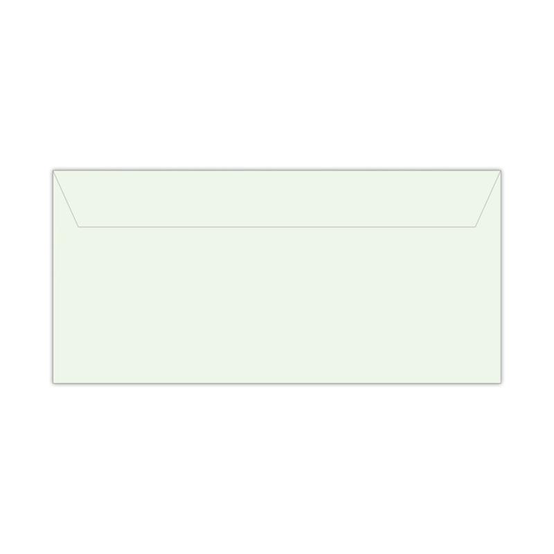 Envelop mintgroen | 11 x 22 cm