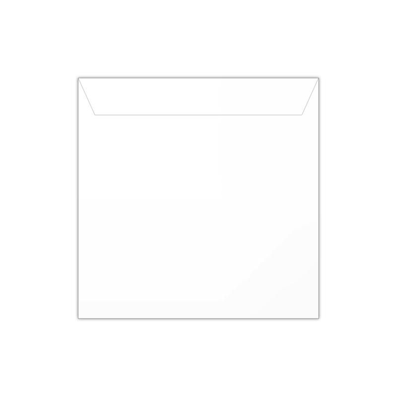 Envelop wit | 14 x 14 cm