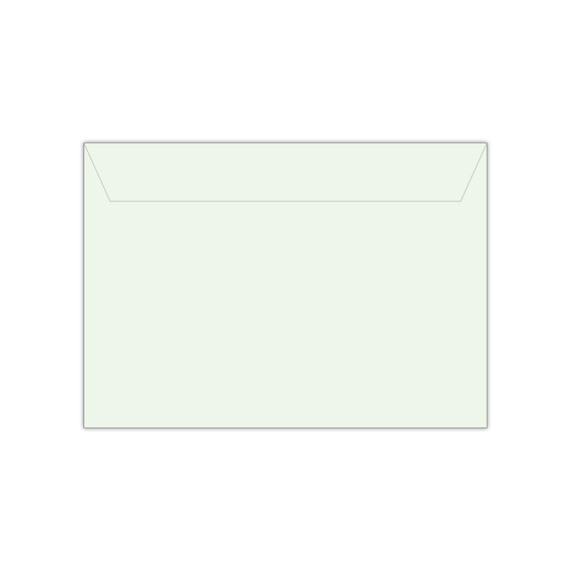 Envelop mintgroen | 11,4 x 16,2 of 15,6 x 22 cm