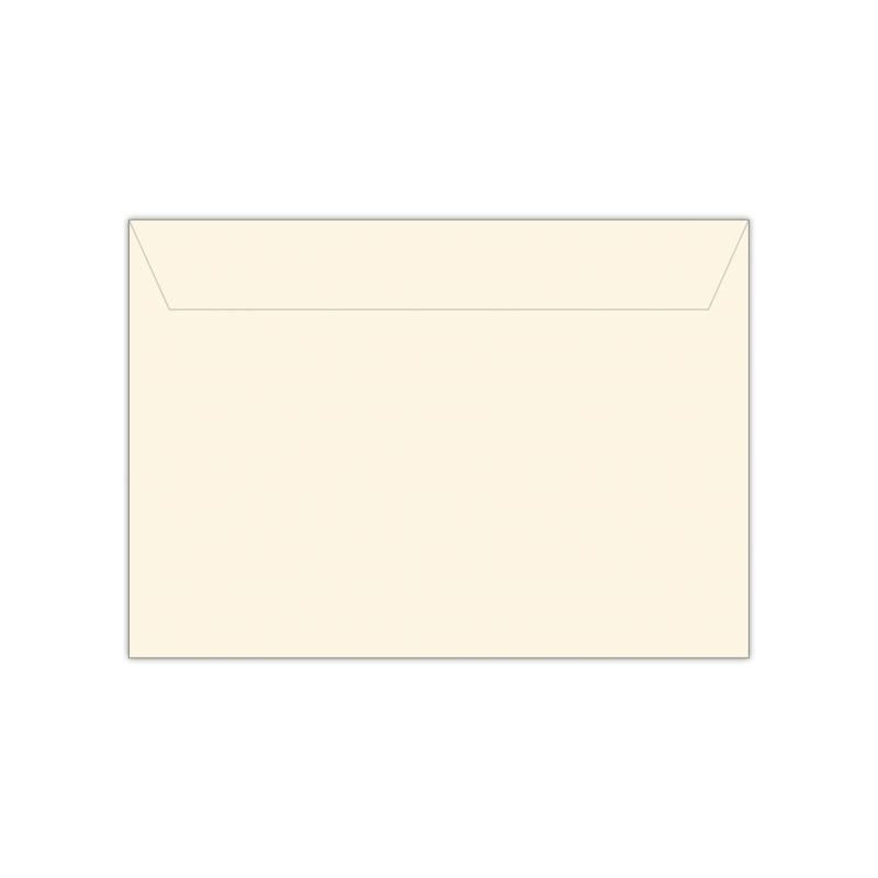 Envelop roomwit | 11,4 x 16,2 of 15,6 x 22 cm