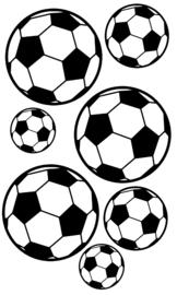 7 voetballen